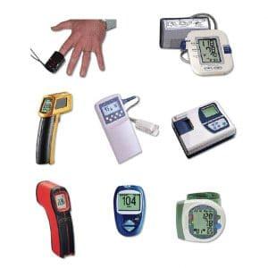 Инхалатори и апарати за кръвно налягане