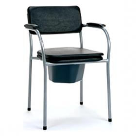 Тоалетен стол – тапициран