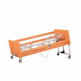 Електрическо болнично легло AIS Higia с две секции и регулируем наклон