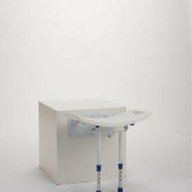 сгъваема седалка за баня