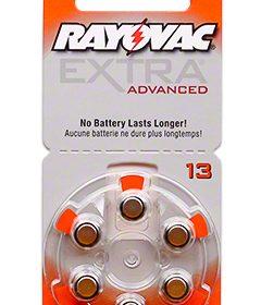 Батерии за слухов апарат №13