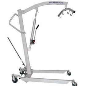 механичен пациентски лифтер