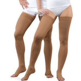 Компресионни Чорапи 7/8 без пръсти – II степен компресия (от 23 до 32 mm Hg)