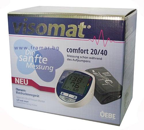 Апарат за кръвно налягане Visomat comfort - Дая Медицински..
