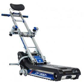устройство за изкачване на инвалидни колички по стълби