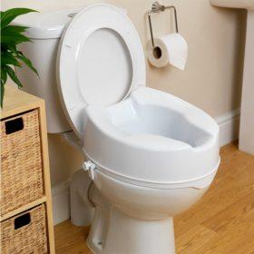 Надстройки повдигащи височината на тоалетната