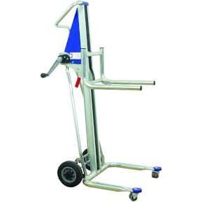 транспортна количка с лебедка UNIKAR