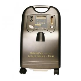 Кислороден концентратор Irene с поток до 5 литра в минута+ Подарък Пулсоксиметър