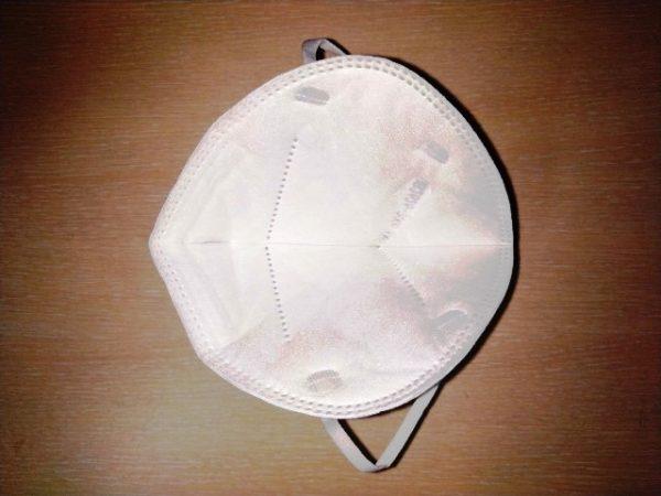 маска за лице за многократна употреба KN95