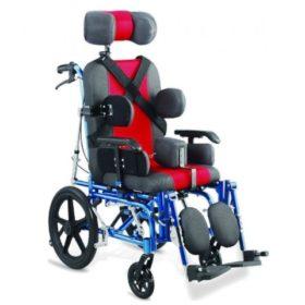 Детска инвалидна количка за церебрална парализа 32 см