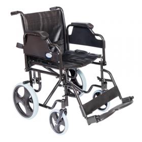 Инвалидна количка транспортна, с чужда помощ (46 см)