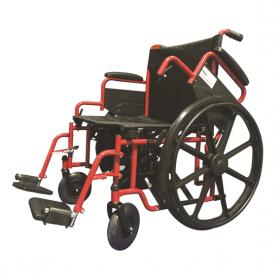 Рингова инвалидна количка за тежки хора до 182 кг