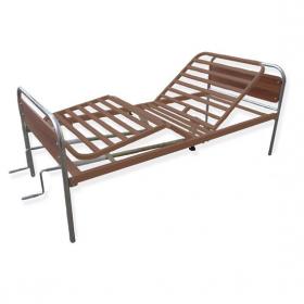 механично болнично легло с 2 подвижни секции